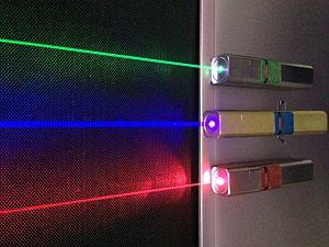 Lasers.6 Puntero laser