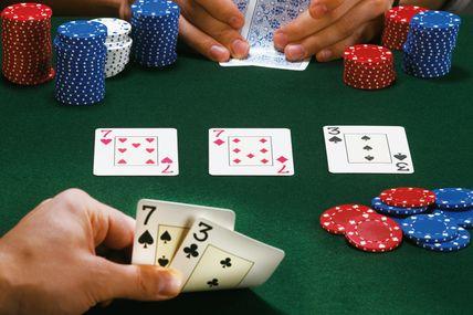 Poker-Games Bandar Ceme