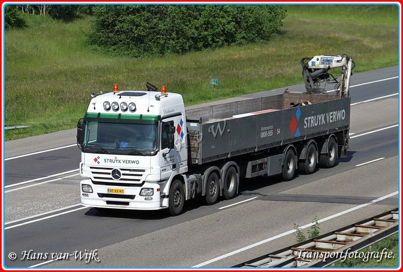 BT-XX-47-BorderMaker - Stenen Auto's