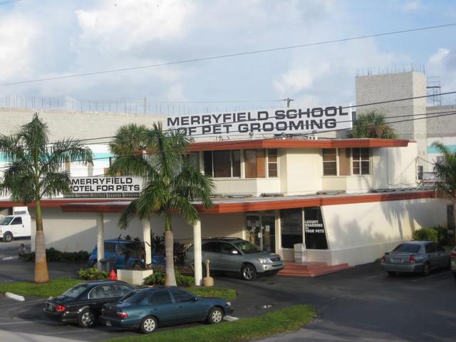 5 Merryfield School of Pet Grooming   (954) 771-4030