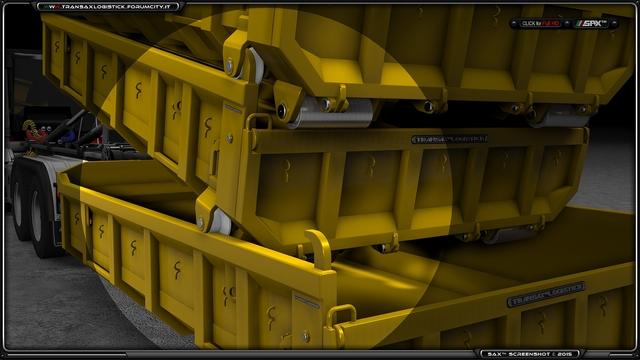 MULTILIFT Particular 3 TSL™ MAN TGA + Multilift System
