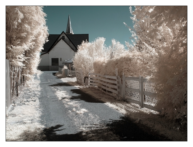 Infrared Old Courtenay 2015 01 Infrared photography