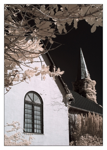 Infrared Church 2015 02 Infrared photography