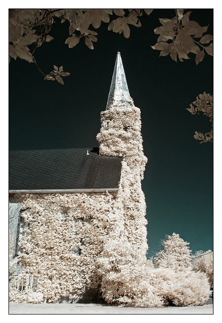 Infrared Church 2015 01 Infrared photography