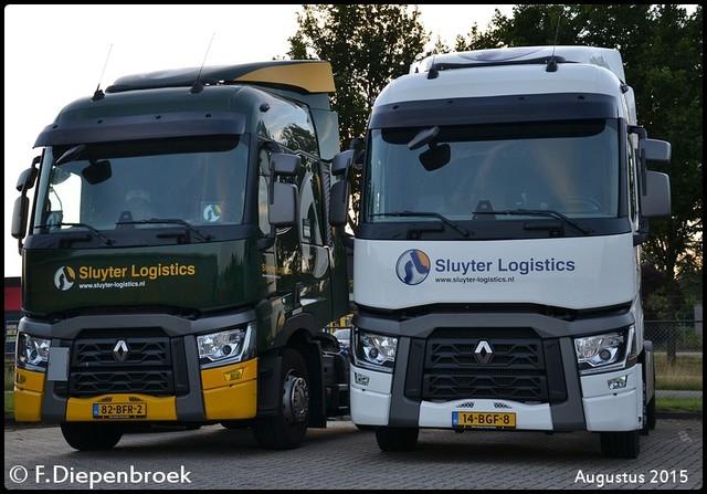 Renault T Sluyter Logistics-BorderMaker 2015