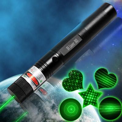 Puntero laser 5000mw Verde Picture Box