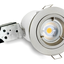 6 WATTS LED BULB WITH SATIN... - Fire Rated Downlights