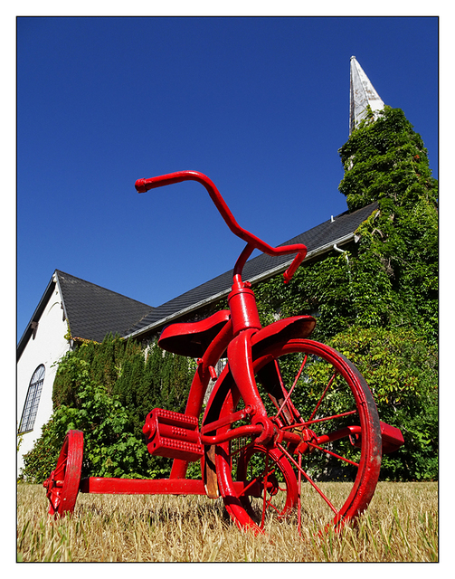 Red Tricycle Church 01 Comox Valley