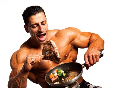 High-Protein-Foods-Effective-Muscle-Gaining-Diet-P Gain Muscle Weight Without Steroids
