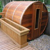 Sauna Rooms by Northern Lig... - Northern Lights Cedar Barre...
