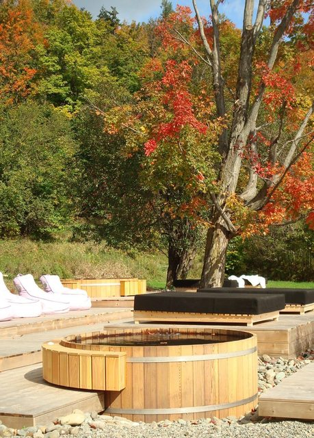Outdoor Saunas by Northern Lights Cedar Barrel Sau Northern Lights Cedar Barrel Saunas