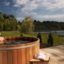 Wooden Hot Tubs by Northern... -  Northern Lights Cedar Tubs