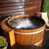 Redwood Hot Tubs by Norther... -  Northern Lights Cedar Tubs
