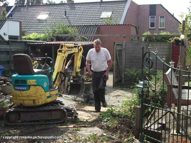 Haag eruit Shutting erin 31-08-15 (47) Haag eruit - Schutting erin 01+02-09-15