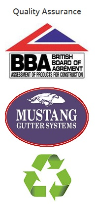 Bespoke Guttering Picture Box