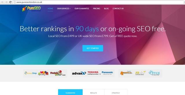 digital marketing agency london seo services in london