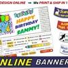 custom banners - 1DayBanner