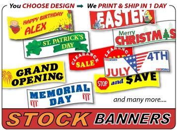 cheap banners 1DayBanner.com