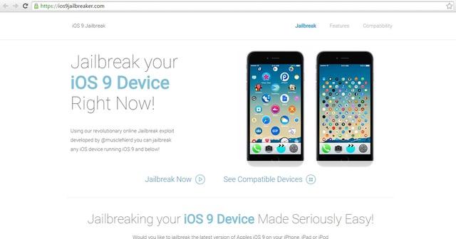 Jailbreak iOS 9 Online Free iOS 9 Jailbreaker