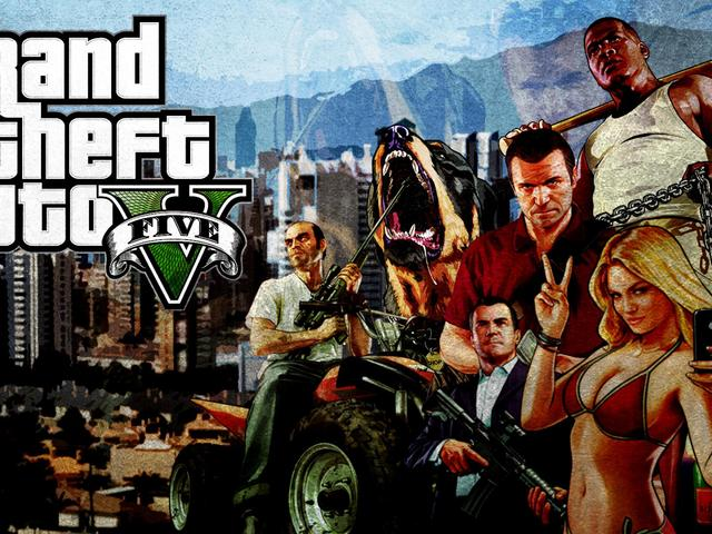 GTA 5 Pc Download GTA 5 Pc Download