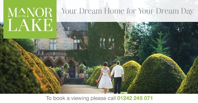 wedding venues Gloucestershire Manor By The Lake
