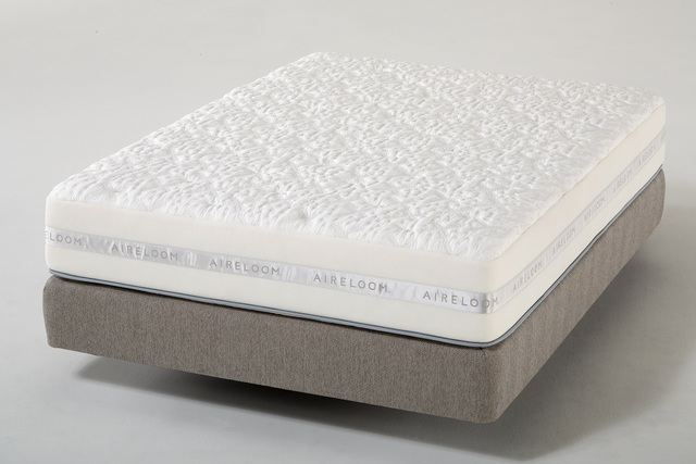 Aspire Collection Milo full angle 206 Aireloom mattress