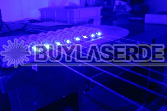 Kraftvoller Laserpointer Blau 20000mw mit Zündung Laserpointer kaufen