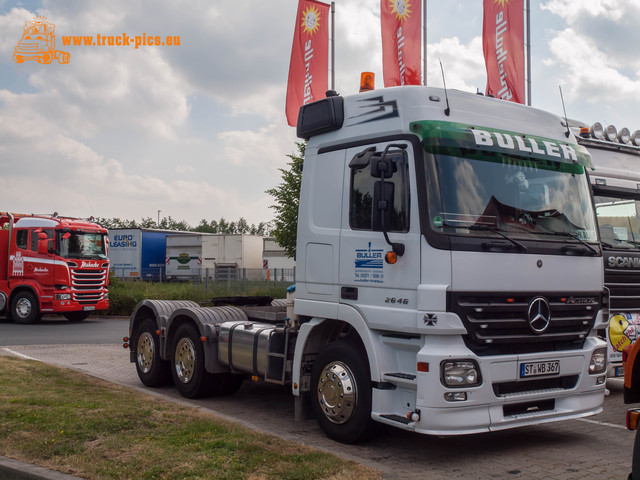 www.truck-pics A happy Day of Life. Autohof Senden, 2015