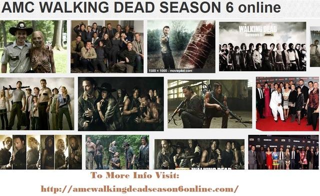 "Walking Dead Season 6 premiere Episode ""Days Gone  Picture Box"