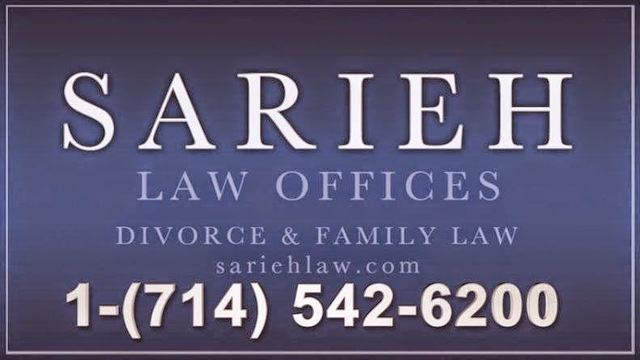 domestic violence attorney orange county Sarieh Law Offices, ALC.