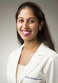 DR.Radhika Wadhwa Smiles At Galleria