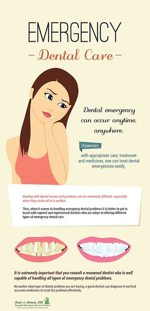 Get Emergency Dental Care Services at Randall Mead Randall Meadows Dental Center