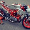 RD350 DUKE - bike stuff