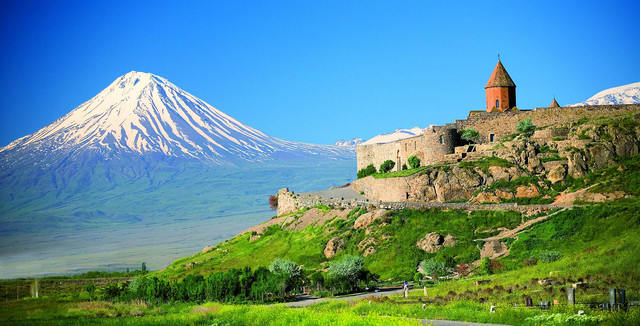 tourist places in armenia Picture Box