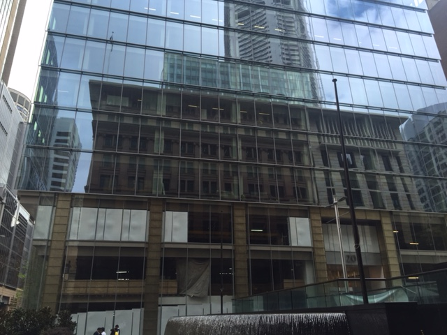 Office Fitouts Sydney City Build Co
