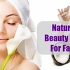 Beauty-Tips- - Natural Beauty Tips