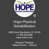 Hope Physical Rehabilitatio... - Hope Physical Rehabilitation