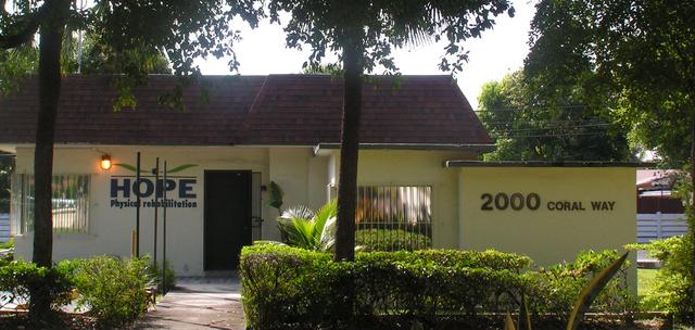 Miami-Hope Hope Physical Rehabilitation