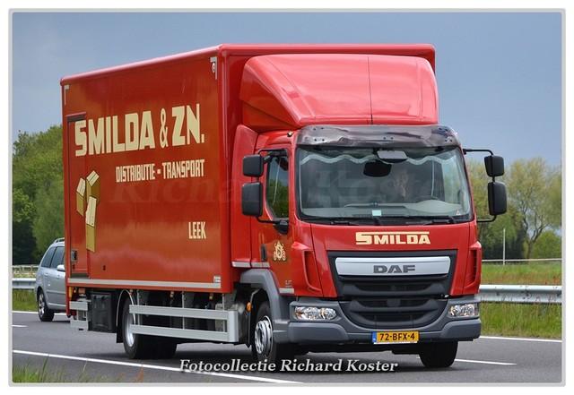 Smilda & zn. 72-BFX-4-BorderMaker Richard