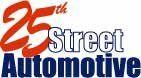 Logo 25th Street Automotive