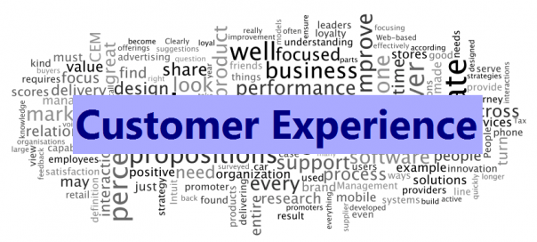 Customer Experience business strategy customers experience
