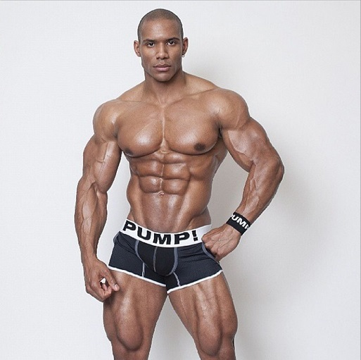 Bodybuilding-Men-Instagram-godsofaesthetics Strengthen muscles.