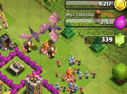 clash of clans free gems1 Hack Clash Of Clans