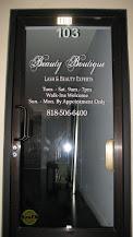 facial studio city Beauty Boutique LA