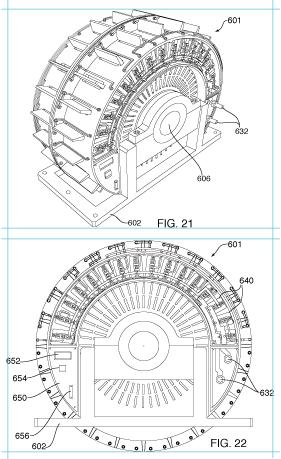 Patent Illustration Services by Cotsis CAD Cotsis CAD