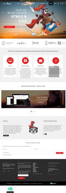 Html5 Development Html5 App Development for Mobile HTMLPanda