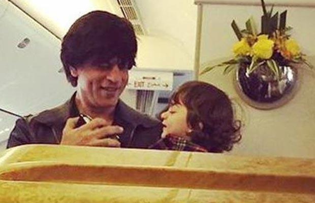 Shah-Rukh-Khan-Abram- Picture Box