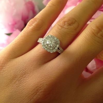 photo Diamond Engagement Rings Toronto