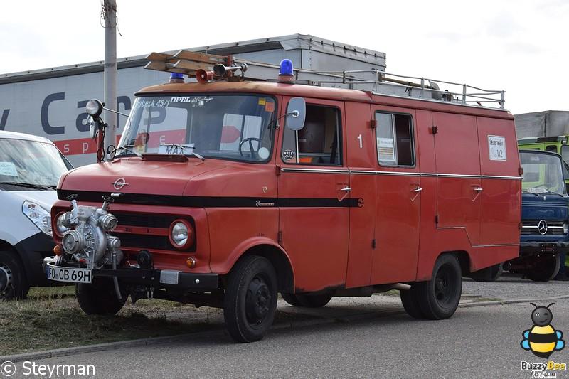 DSC 1374-BorderMaker - LKW Veteranen Treffen Autohof Wörnitz 2015