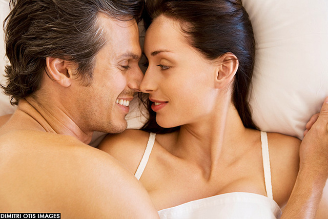 romantic-couple-bed-intimate Natural Male Enhancement